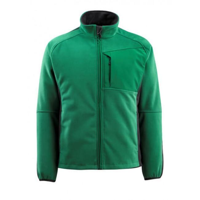 Fleece Jacket green/black