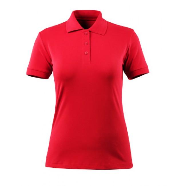 Polo shirt traffic red