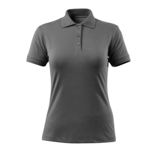 Polo shirt dark anthracite