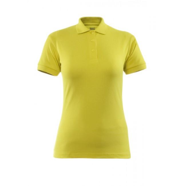 Polo shirt sunflower yellow