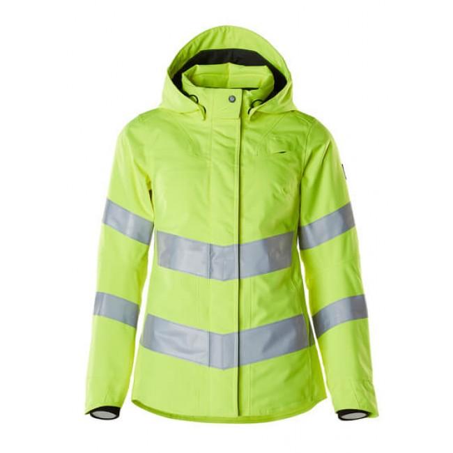 Winter Jacket hi-vis yellow