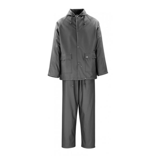 Rain Jacket & Trousers black